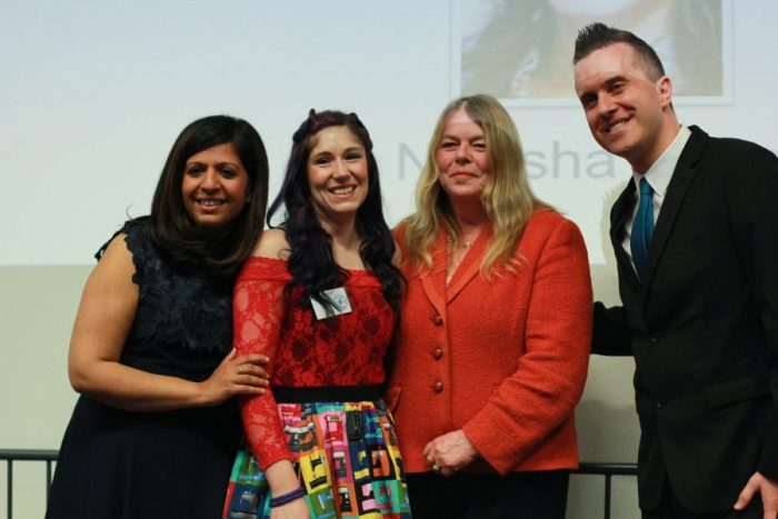 Sponsors Award - Natasha Steer