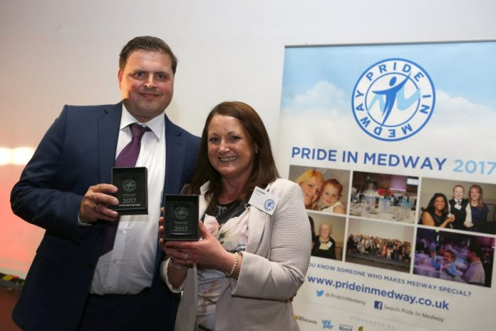 One Big Family - Helping the Homeless: Pride in Medway 2017 winners