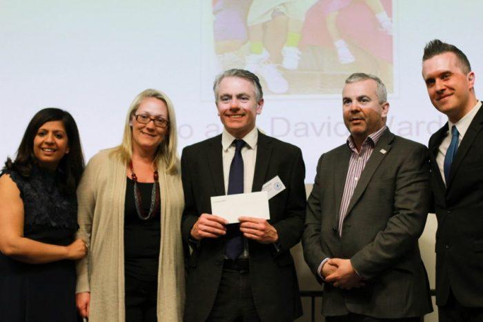 Sponsors Award - Jo and David Ward
