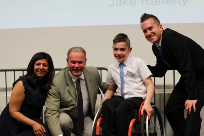 Sponsors Award - Jake Rafferty