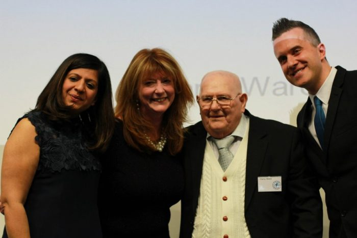 Sponsors Award - Harry Ward